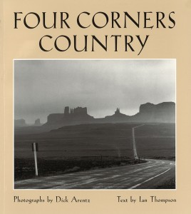Four Corners Country - A Platinum and Palladium Printed Photography Book by Dick Arentz