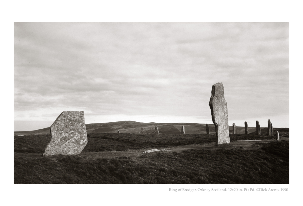 Ring of Brodgar, Orkney, Scotland - British Isles