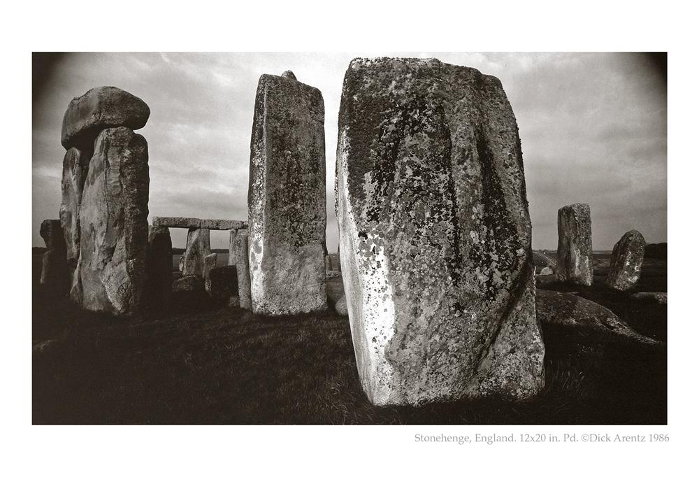 Stonehenge, England - British Isles