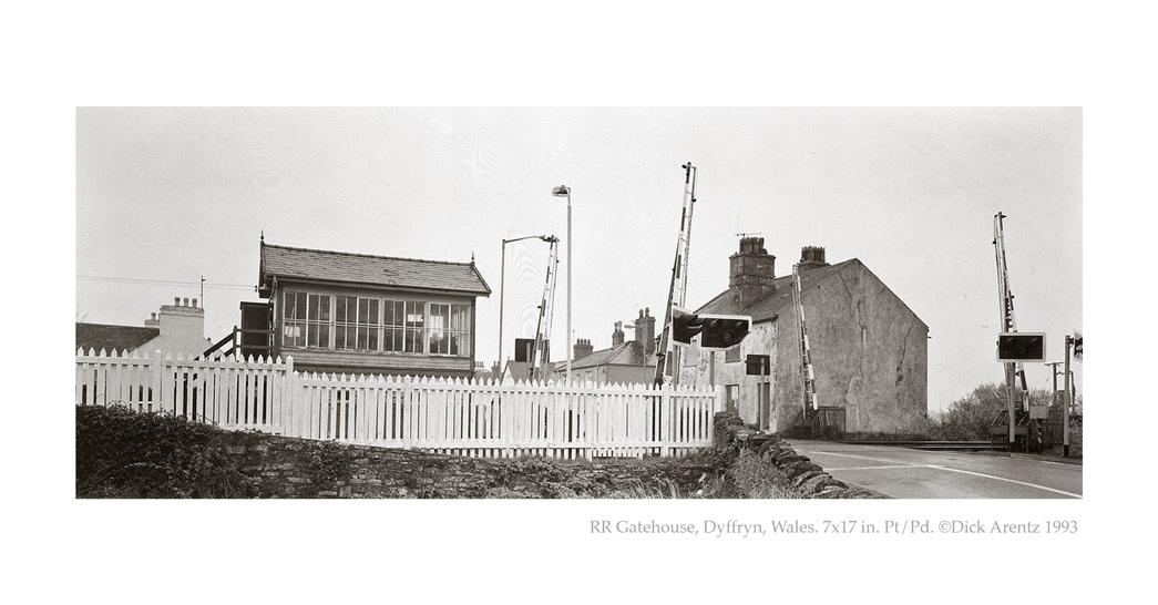 RR Gatehouse, Dyffryn, Wales - British Isles