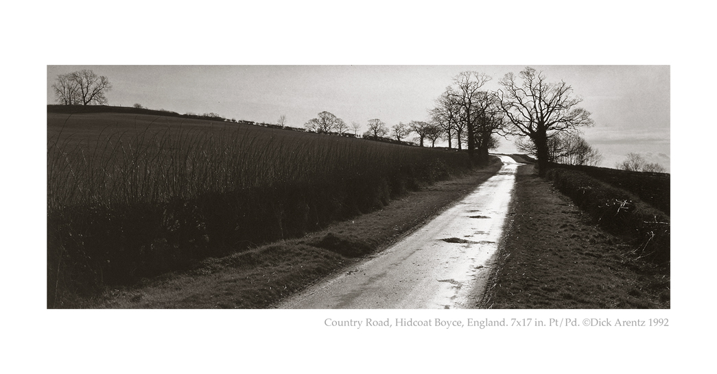 Country Road, Hidcoat Boyce, England - British Isles