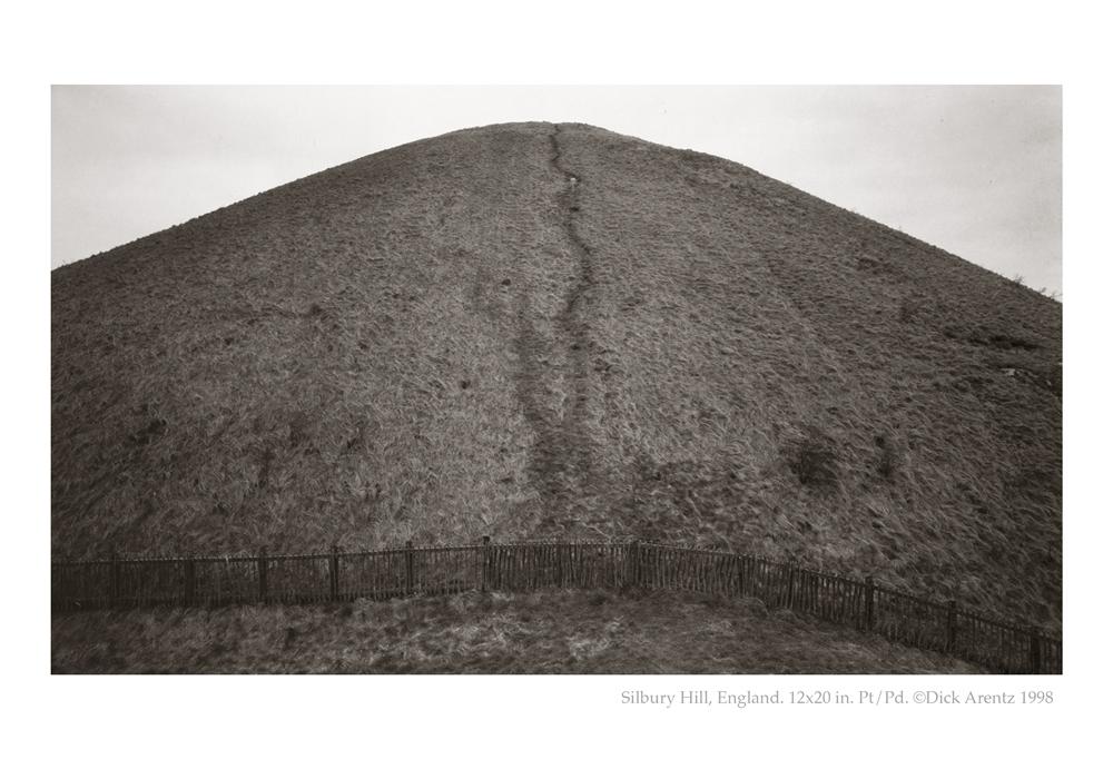 Silbury Hill, England - British Isles