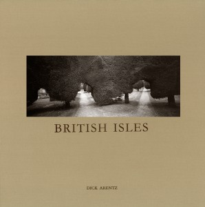 British Isles - A Platinum and Palladium Printed Photography Book by Dick Arentz