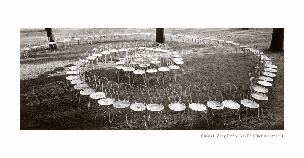 Chairs 1, Vichy, France