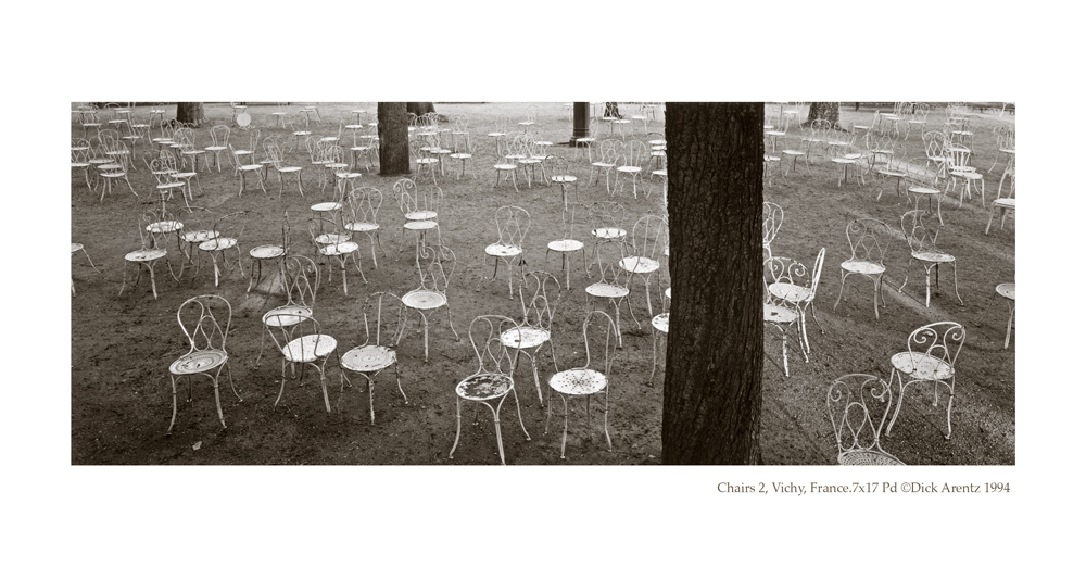 Chairs 2, Vichy, France