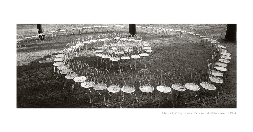 Chairs 1, Vichy, France - The Grand Tour