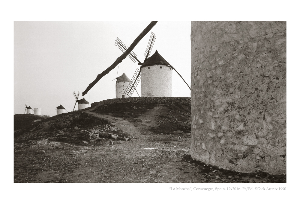 """La Mancha"", Conseuegra, Spain - The Grand Tour"
