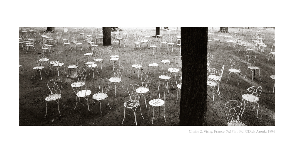 Chairs 2, Vichy, France - The Grand Tour