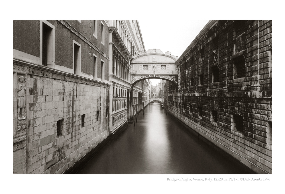 Bridge of Sighs, Venice, Italy - The Grand Tour