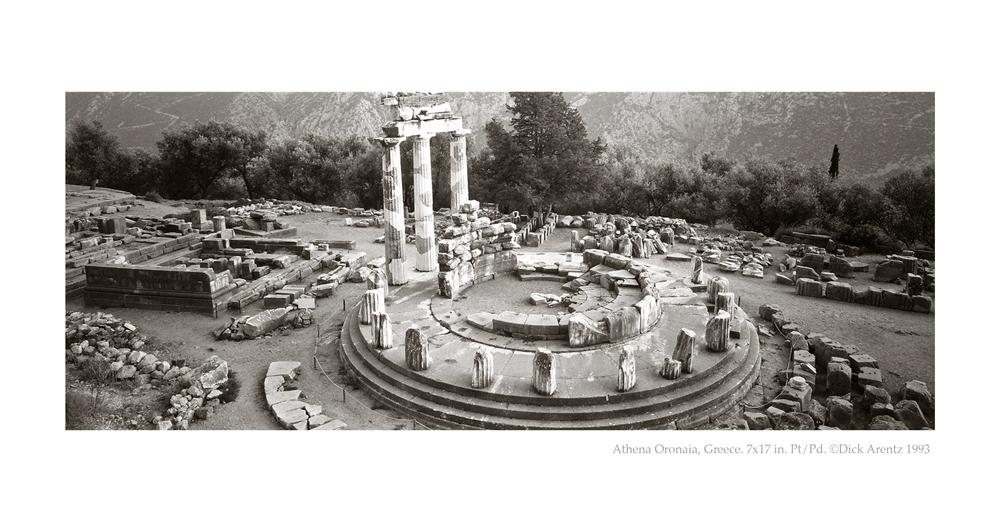 Athena Oronaia, Greece - The Grand Tour