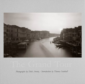 The Grand Tour - A Platinum and Palladium Printed Photography Book by Dick Arentz