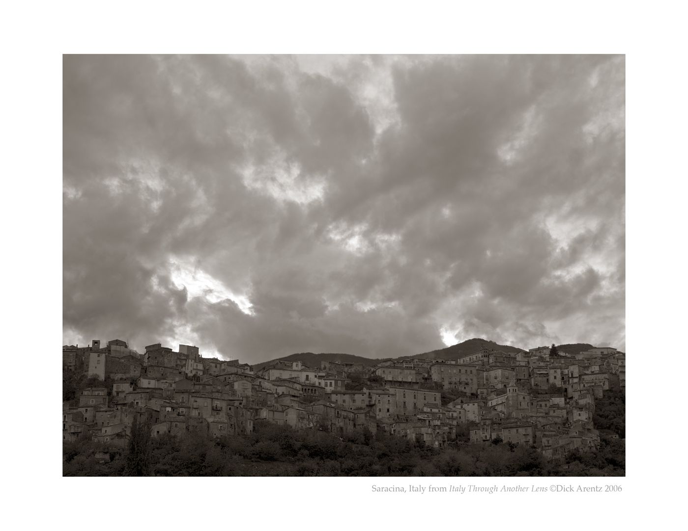 Saracina, Italy - Italy Through Another Lens