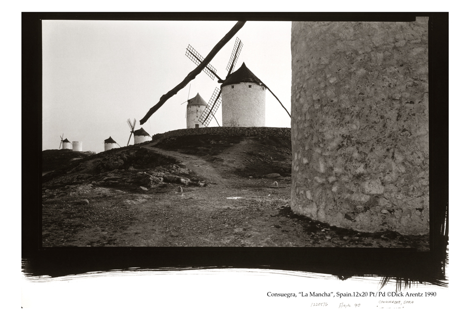 "Consuegra, ""La Mancha"", Spain"