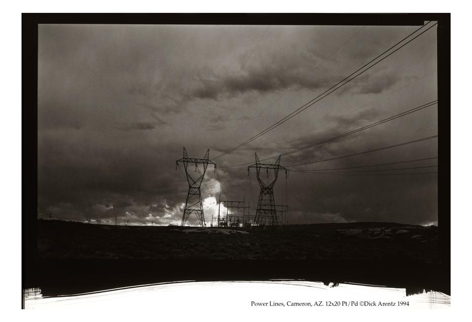 Power Lines, Cameron, Arizona