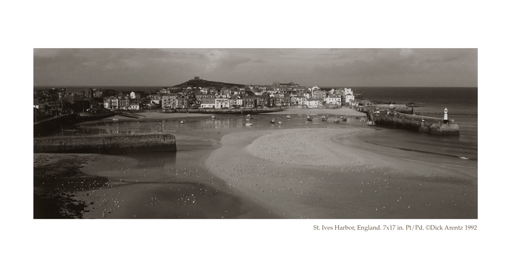 St. Ives Harbor, England