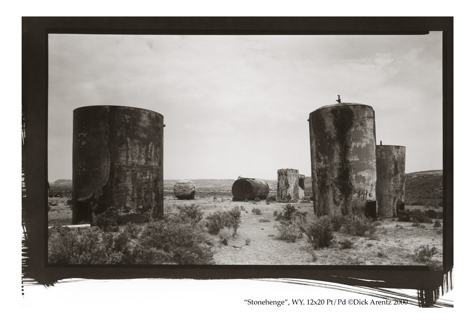 """""""Stonehenge"""", Wyoming"""