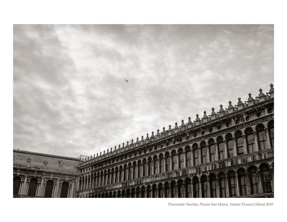Procuratie Vecchie, Piazza San Marco - Venice in Winter