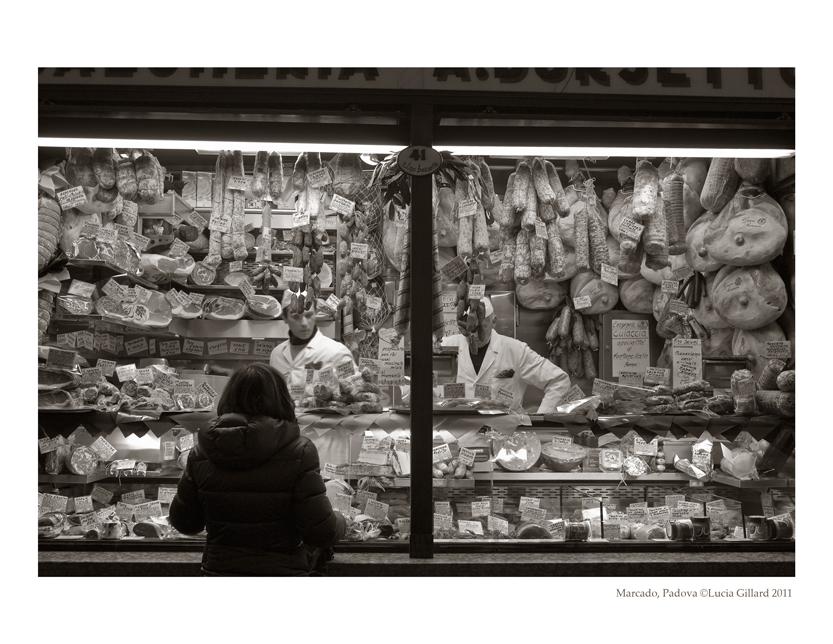 Marcado, Padova - Venice in Winter
