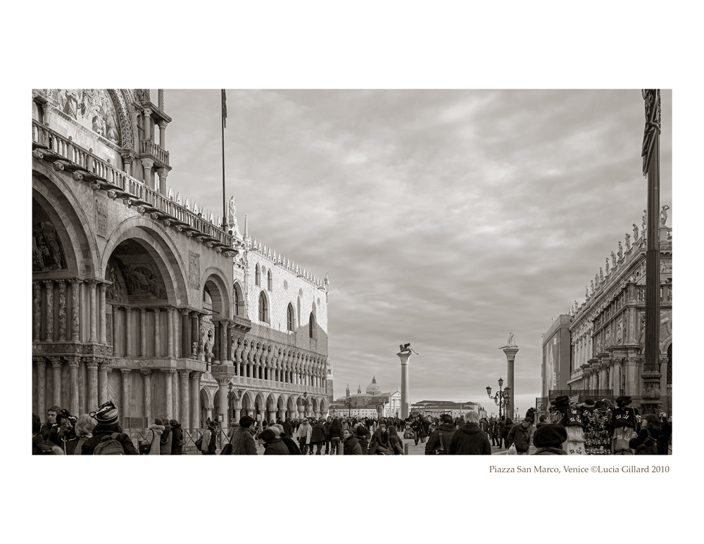 Piazza San Marco - Venice in Winter