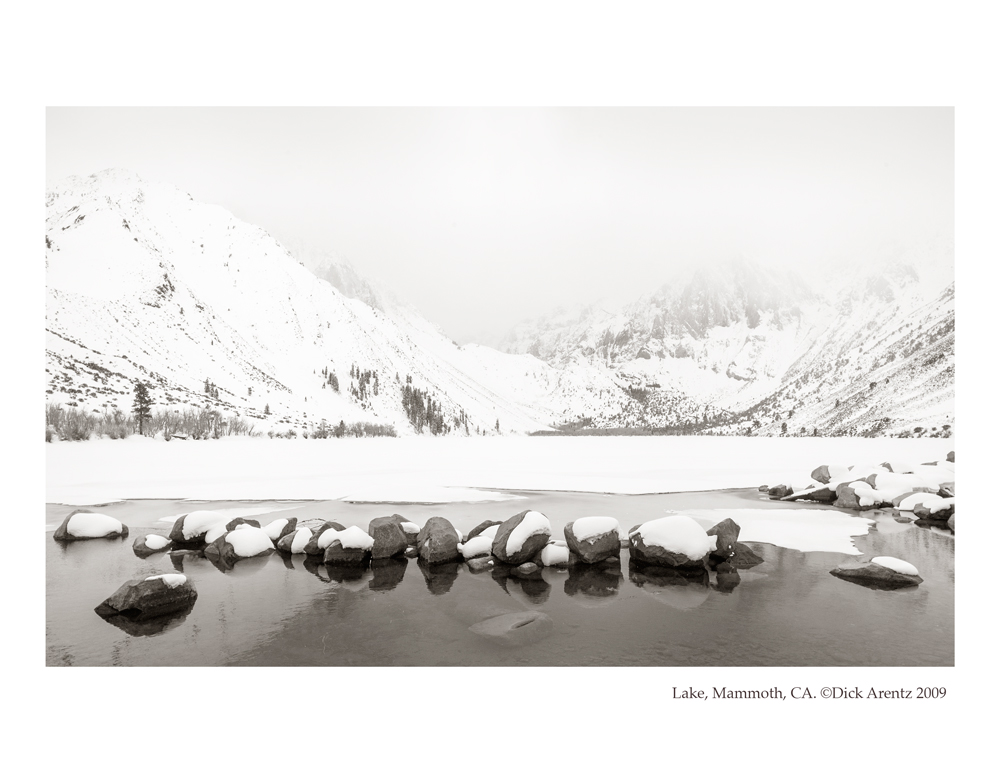 Lake, Mammoth, CA 2009