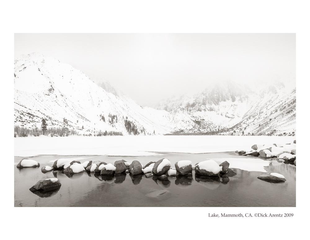 Lake, Mammoth, CA 2009