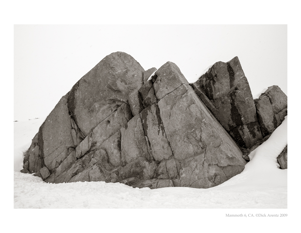 Mammoth 6, CA 2009
