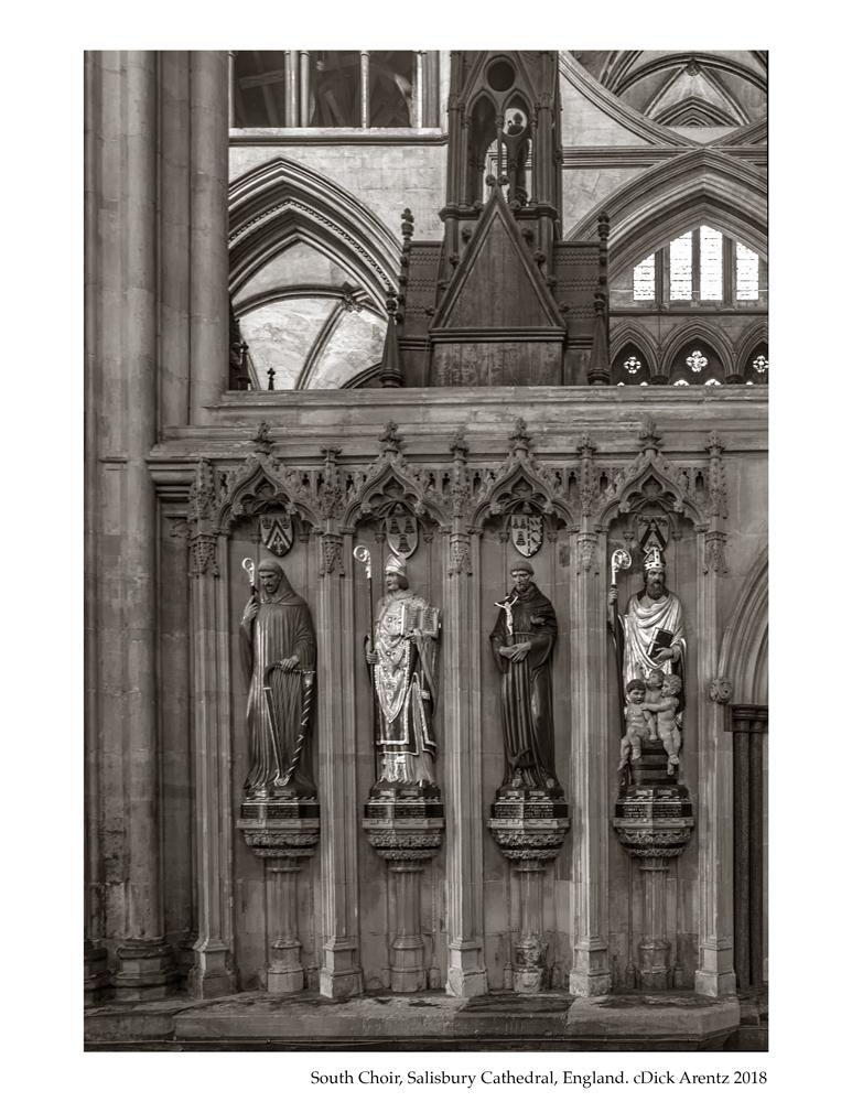 Statuary-S-Choir